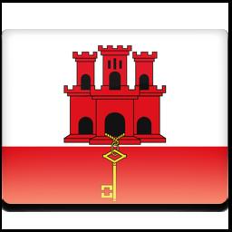 Gibraltar-Flag