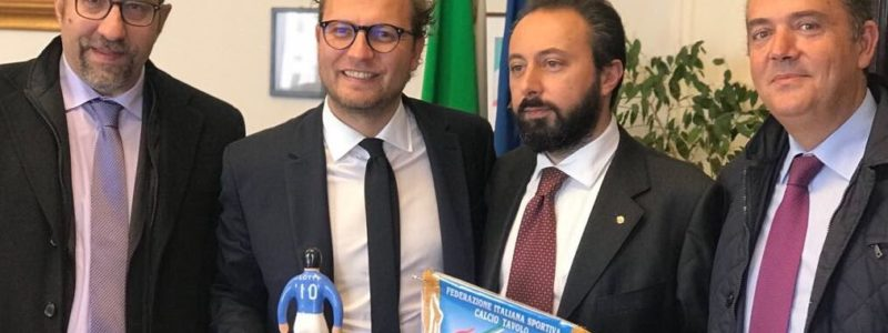 Interview by FISTF with the President of FISCT Maurizio Cuzzocrea