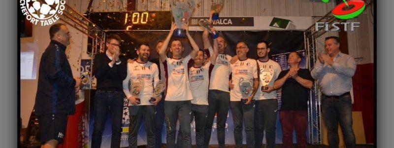 F.Lli Bari Reggio Emilia claim FISTF Champions League