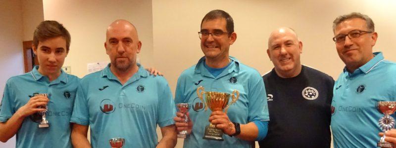 Tiburones wins Scotland GP Teams Event