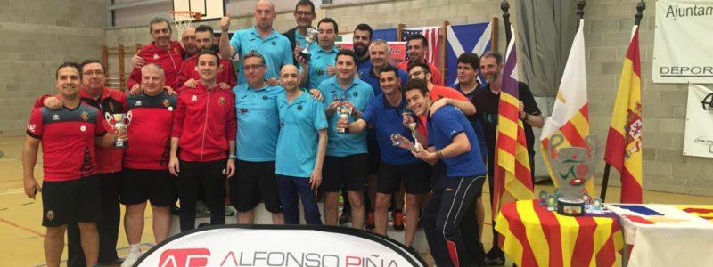 Tiburones wins Grand Prix Internacional de Mallorca 2018