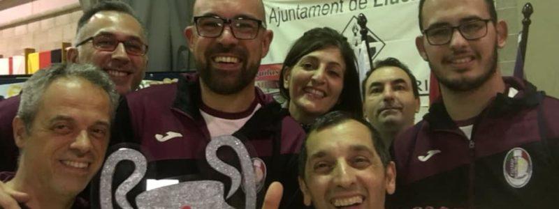 Reggio Emilia Fratelli Bari claims fourth Champions League title in a row, sixth overall