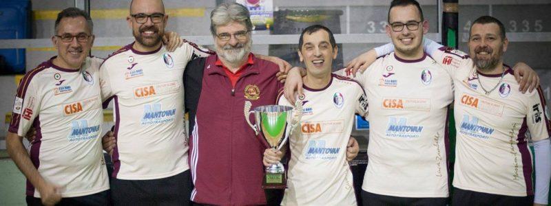 F. Lli Bari claims the Major of Italy