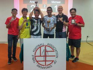 Anas Bin Rahamat claims Singapore International Open > FISTF