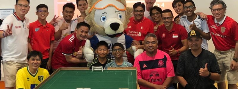 Anas Bin Rahamat claims Singapore International Open