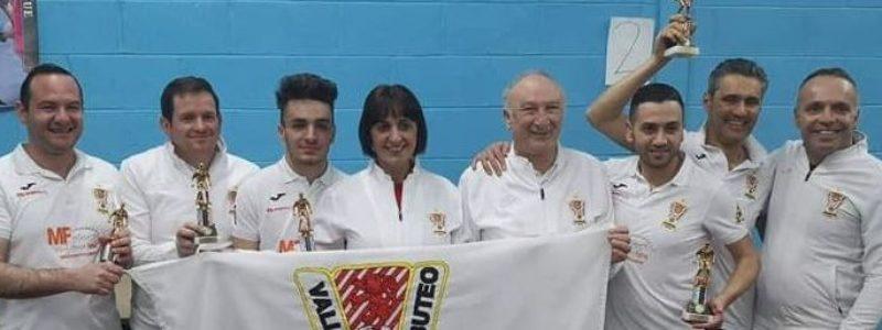 Valetta claims Team event at English GP