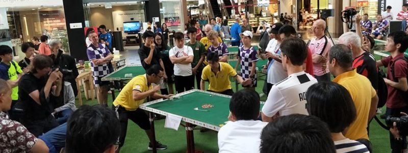 Singapore dominates KÄRCHER Asian Cup