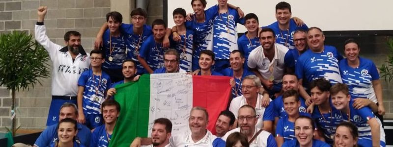 Italy dominates in teams events, but Belgium takes the Women's event (updated)
