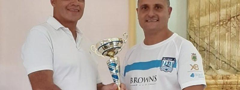 Aquilina wins FISTF Satelite Bormla SC