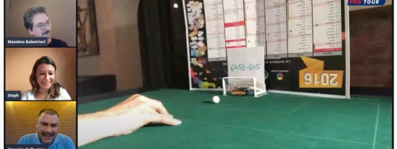 Alessio Tacchia wins online shooting tournament
