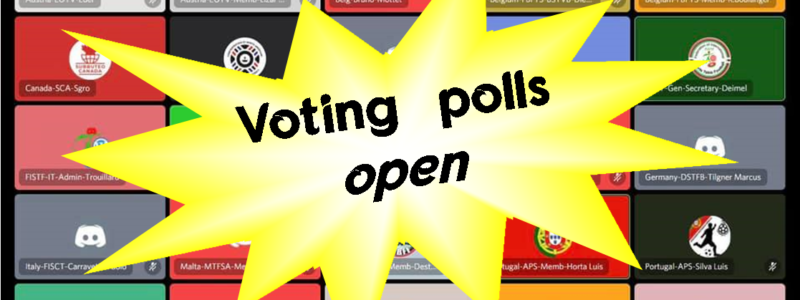 New FISTF Statutes 2020  –  Voting is open this week