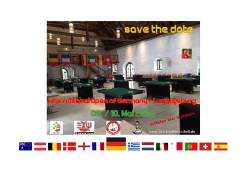 IO Germany 2020, May 10 11