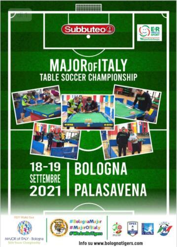 Major Bologna 2021