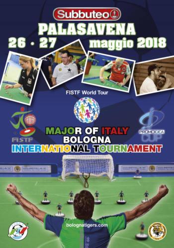 Poster Major Bologna 2018