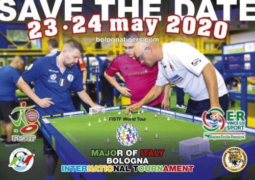 Major Bolognia 2020, May 23 24